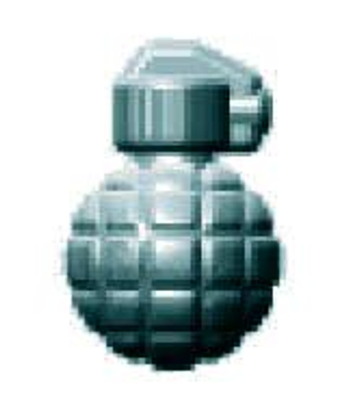 BrickArms Weapons Mk2 Grenade 2.5-Inch [Cobalt]