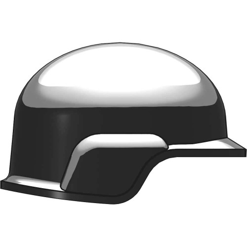 BrickArms Headgear Modern Combat Helmet 2.5-Inch [Gray]