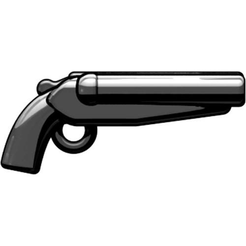 BrickArms Weapons Sawed-Off Shotgun 2.5-Inch [Black]