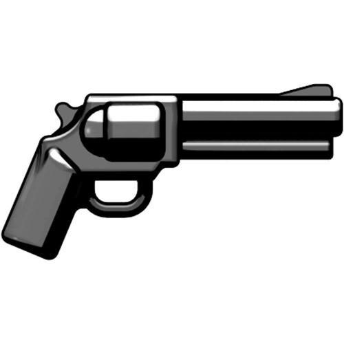BrickArms Weapons SW500 Magnum Revolver 2.5-Inch [Gunmetal]