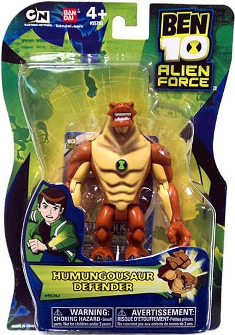 Ben 10 Alien Force Humungousaur Action Figure [Defender, No Mini Alien]
