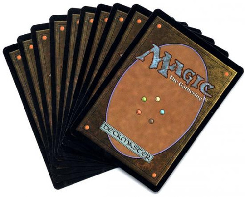 Custom Magic the Gathering 10-Card Random Rare Lot