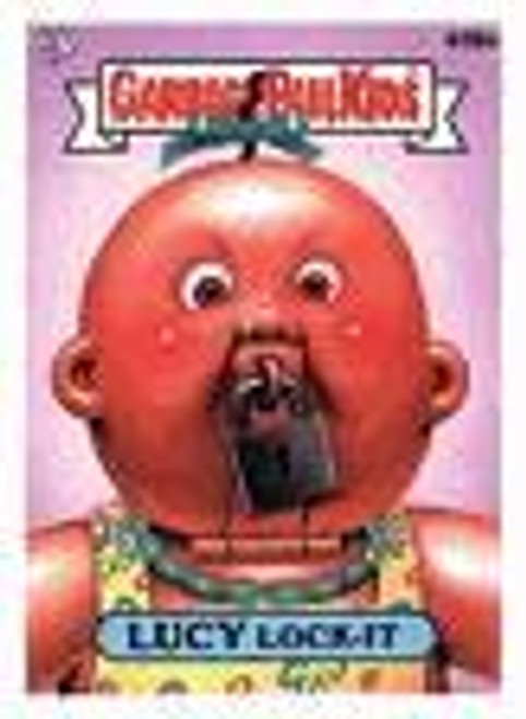 Garbage Pail Kids Original 1980's Series 11 Complete Set
