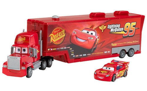 Disney Cars Cars 2 Playsets Mack Playcase Carry Case Exclusive [Cars not Included]