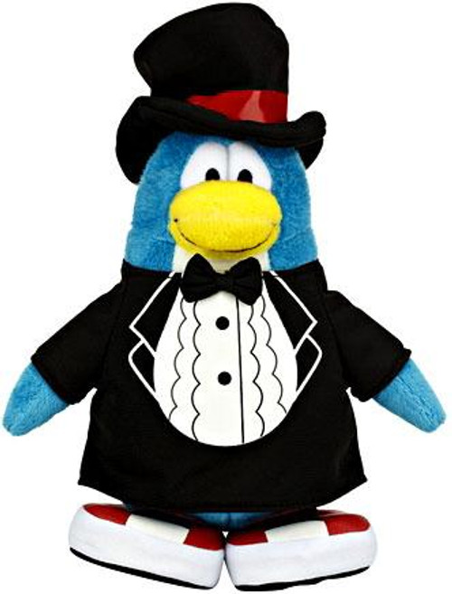 Club Penguin Series 13 Classy T-Shirt 6.5-Inch Plush Figure
