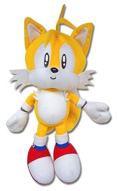 Sonic The Hedgehog Tails 8-Inch Plush Figure