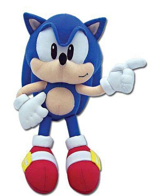 Sonic the Hedgehog 8-Inch Plush Figure