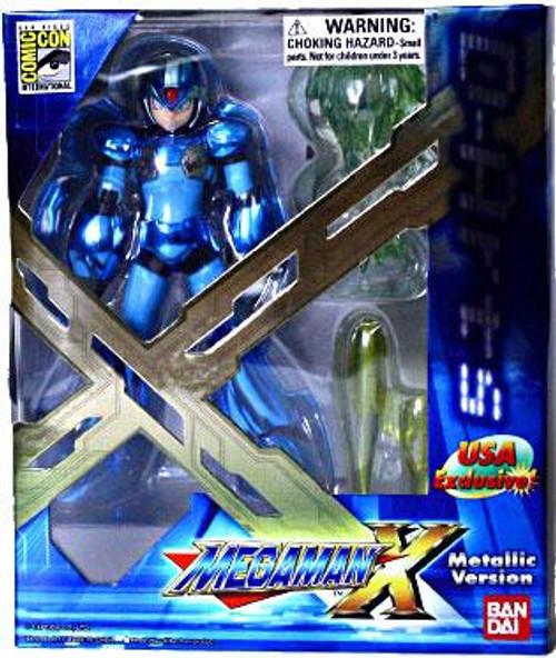 D-Arts Mega Man X Exclusive Action Figure [Metallic Version]