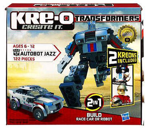 Transformers Kre-O Jazz Set #31146