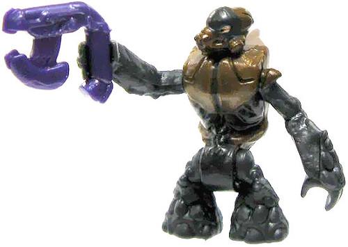 Mega Bloks Halo Loose Grunt Minifigure [Bronze Loose]