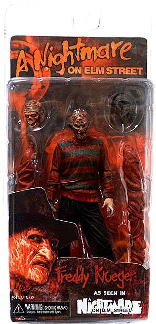 NECA A Nightmare on Elm Street Series 1 Freddy Krueger Action Figure