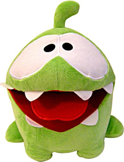 Cut the Rope Om Nom 8-Inch Plush [Hungry]