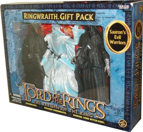 The Lord of the Rings The Return of the King Sauron's Evil Warriors Action Figure 3-Pack