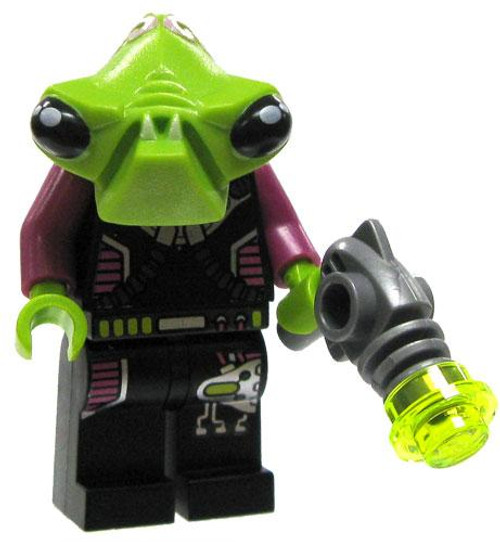 LEGO Alien Conquest Loose Alien Trooper Minifigure #853301 [Bug Eyes]