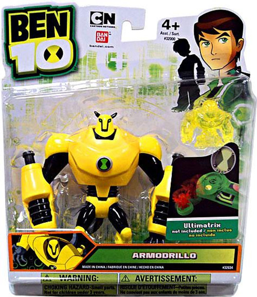 Ben 10 Armodrillo Action Figure