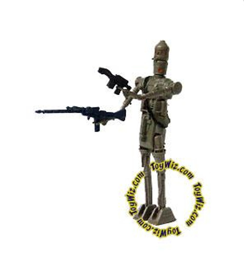 Star Wars The Empire Strikes Back Vintage 1980 IG-88 Action Figure [Loose C-9 Complete]
