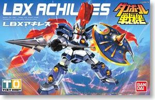 Danball Senkei Little Battlers eXperience Achilles Model Kit LBX-001
