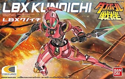 Danball Senkei Little Battlers eXperience Kunoichi Model Kit LBX-003