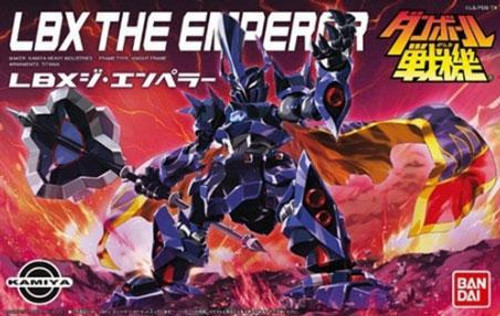 Danball Senkei Little Battlers eXperience The Emperor Model Kit LBX-006