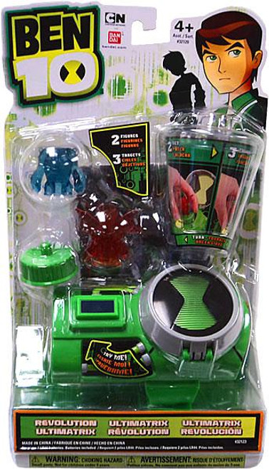 Ben 10 Ultimate Alien Revolution Ultimatrix Roleplay Toy
