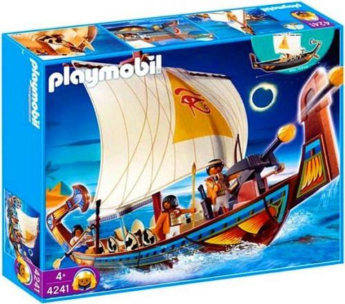Playmobil Romans & Egyptians Royal Nile Ship Set #4241