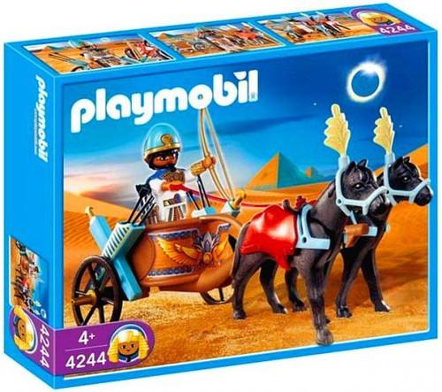 Playmobil Romans & Egyptians Egyptian Chariot Set #4244
