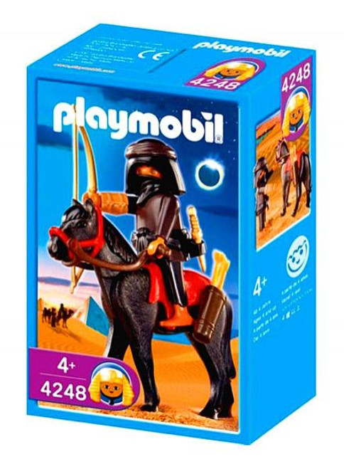 Playmobil Romans & Egyptians Robber with Horse Set #4248