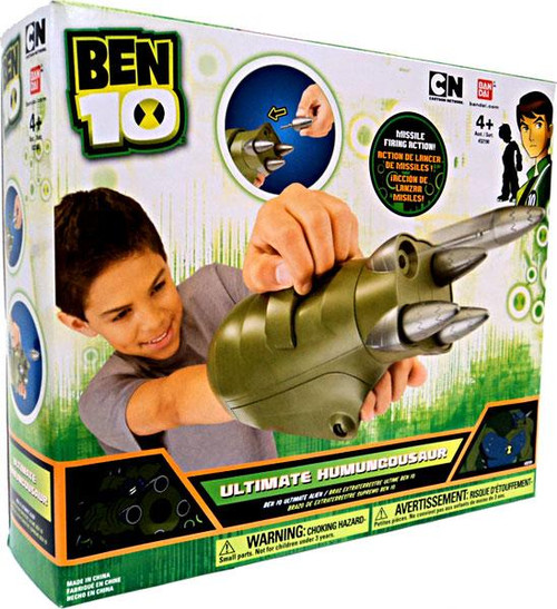 Ben 10 Ultimate Humungousaur Arm Roleplay Toy