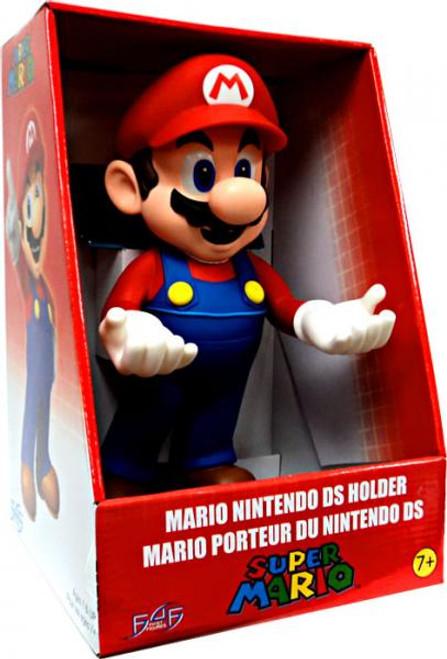 Super Mario Mario Nintendo DS Holder 12-Inch Figure