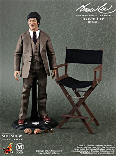 Bruce Lee in Suit 1/6 Collectible Figure