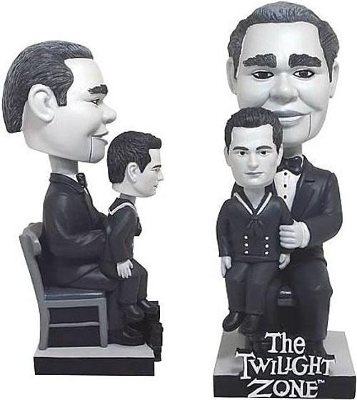 The Twilight Zone Willie & Jerry Bobble Head