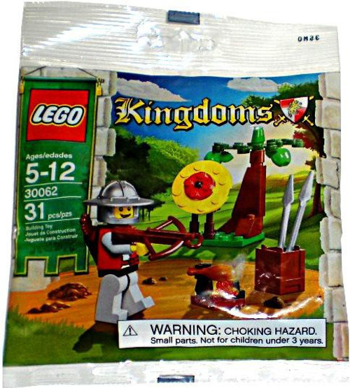 LEGO Kingdoms Target Practice Mini Set #30062 [Bagged]