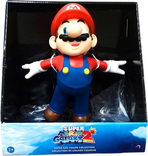 Super Mario Galaxy 2 Series 1 Mario 9-Inch Vinyl Figure [Flying]