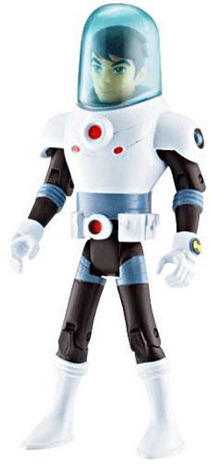 Ben 10 Ultimate Alien Ben Action Figure [White & Black Plumber Suit]