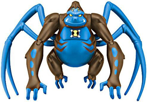 Ben 10 Ultimate Alien Spidermonkey Action Figure [Ultimate, Haywire]