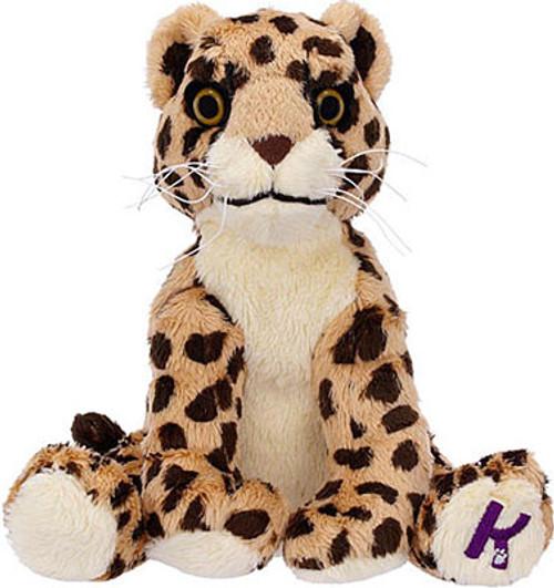 Microsoft Kinectimals Asiatic Cheetah Plush