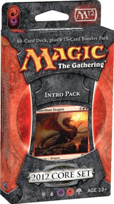 MtG Magic 2012 Blood and Fire Intro Pack [Sealed]