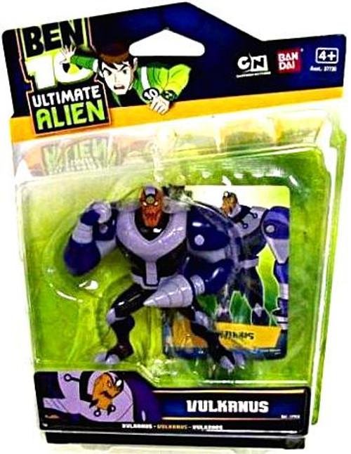 Ben 10 Ultimate Alien Vulkanus Action Figure