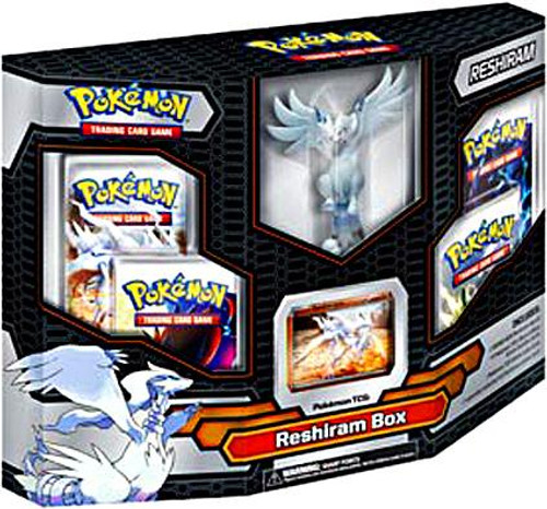 Pokemon Black & White Emerging Powers Reshiram Box [Sealed]