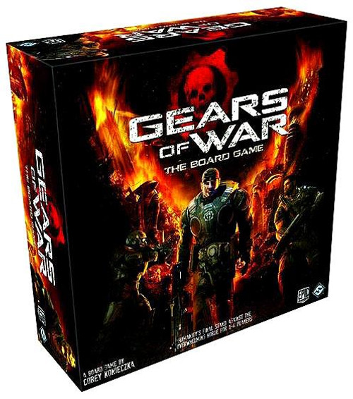Gears of War Board Game