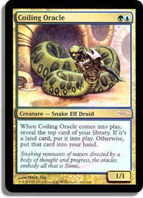 MtG Arena Promo Coiling Oracle [Arena 2006]