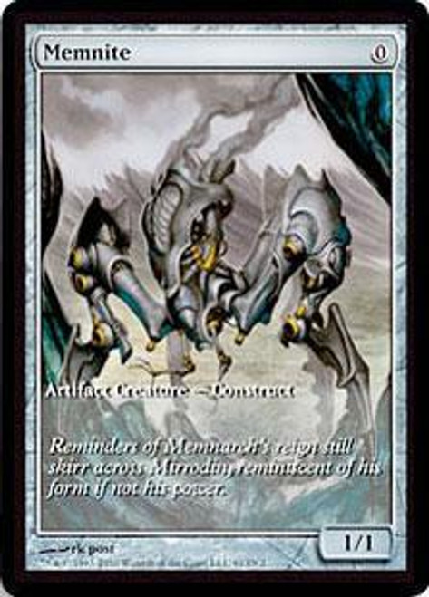 MtG Assorted Promo Cards Promo Memnite [Scars of Mirrodin Game Day]