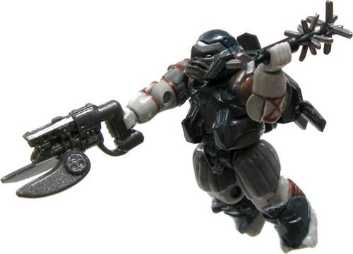 Mega Bloks Halo Loose Brute with Jump Pack Minifigure [Dark Blue Loose]