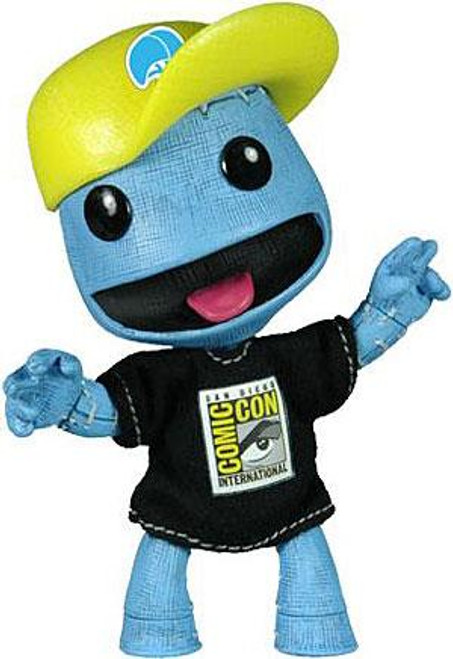 Little Big Planet Sackboy Exclusive Figure [Blue Denim]