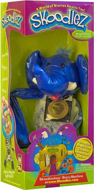 Skoodlez Tubular Plush [Elephant]
