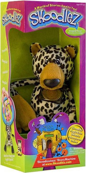 Skoodlez Bachey Plush [Leopard]