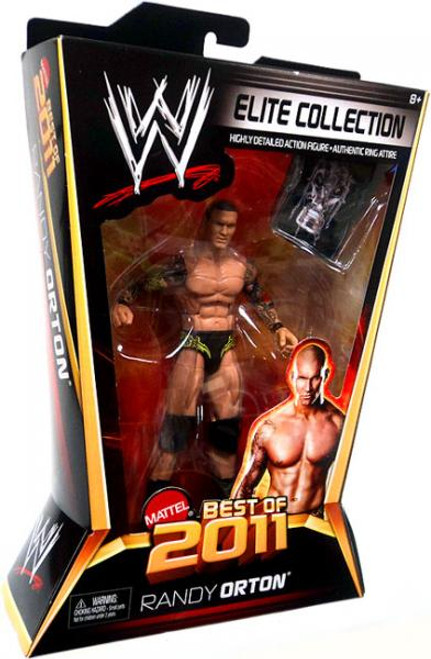 WWE Wrestling Elite Best of 2011 Randy Orton Action Figure