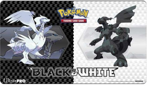 Ultra Pro Pokemon Black & White Play Mat