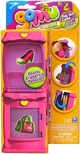 Eraserland Gomu Series 2 Playset [Pink]