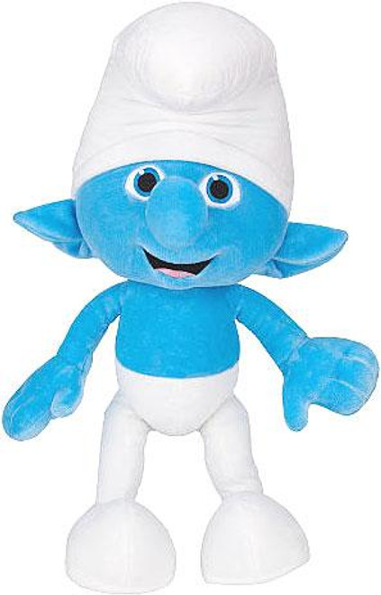 The Smurfs Movie Clumsy 21-Inch Plush Figure